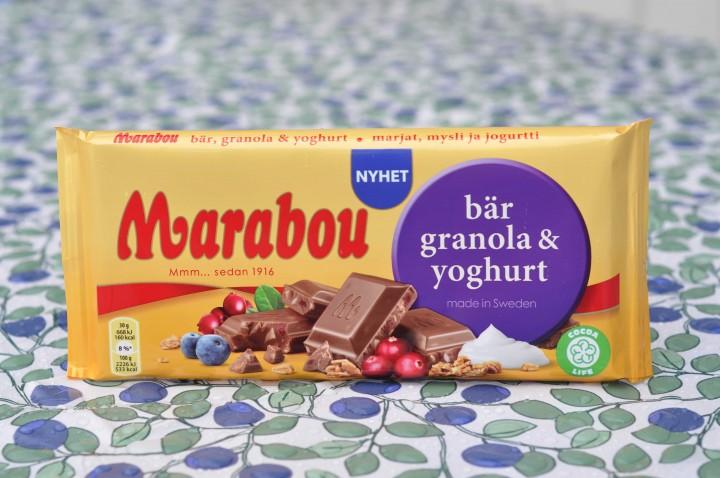 Marabou Bär Granola & Yoghurt