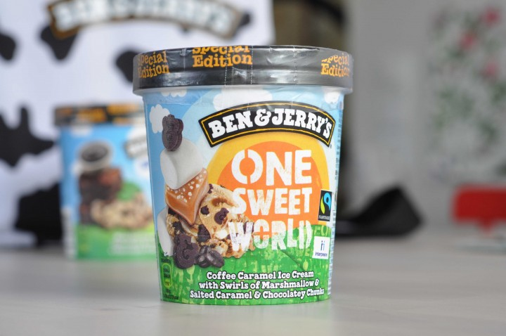 Ben & Jerry's One Sweet World