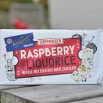 Fazer Travel Copenhagen Raspberry and Liquorice