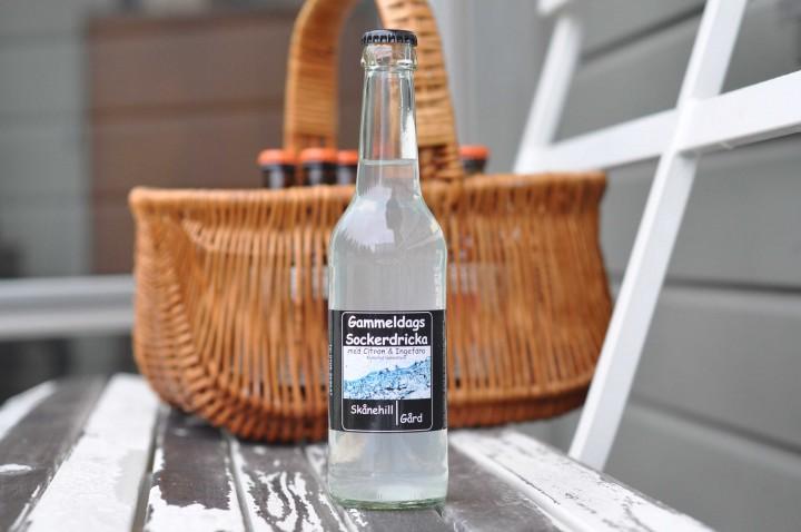 Skånehill Gård Gammeldags Sockerdricka