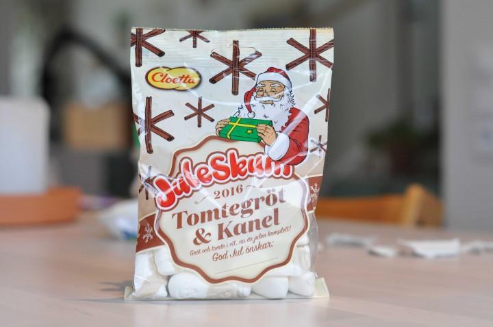 Juleskum 2016 Tomtegröt & Kanel