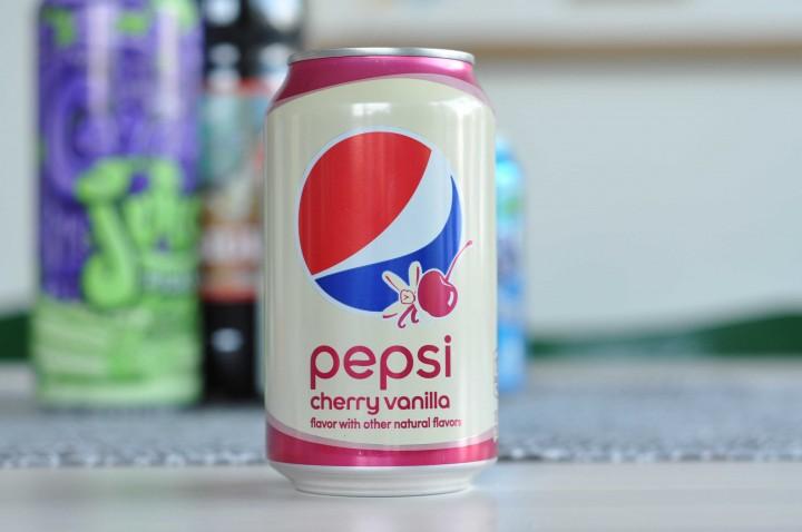 Pepsi Cherry Vanilla