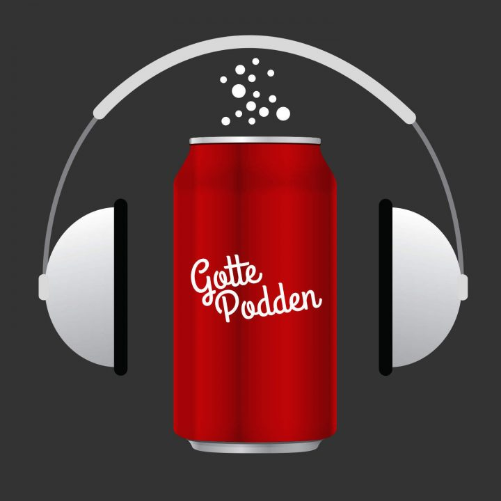 Gottepoddens logotyp