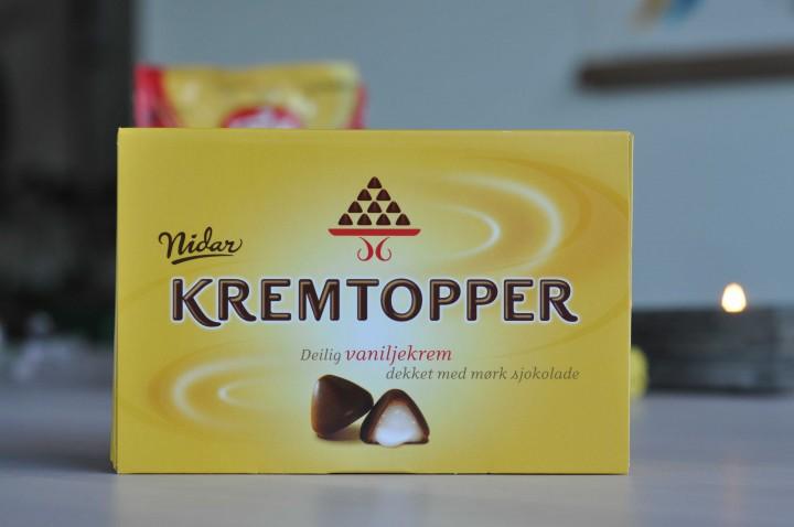 Nidar Kremtopper