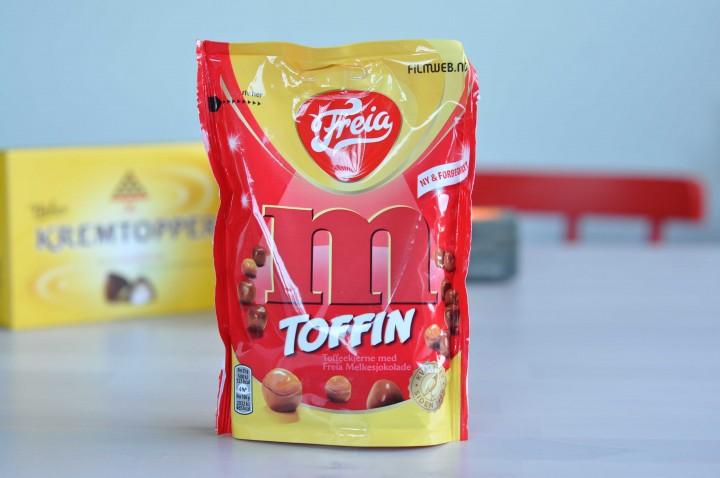 Freia M Toffin