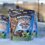 Ben & Jerry's Topped Chocolate Caramel Cookie Dough