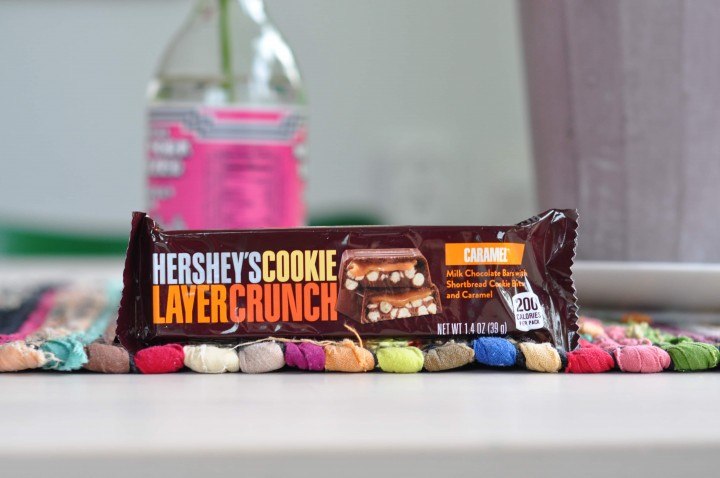 Hershey's Cookie Layer Crunch Caramel