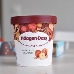 Häagen-Dazs Hazelnut Crunch