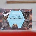Delicacaoboll Havssalt & Karamell