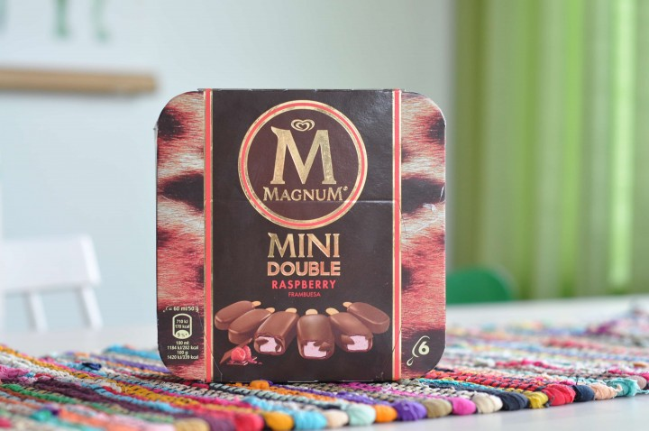 Magnum Mini Double Raspberry