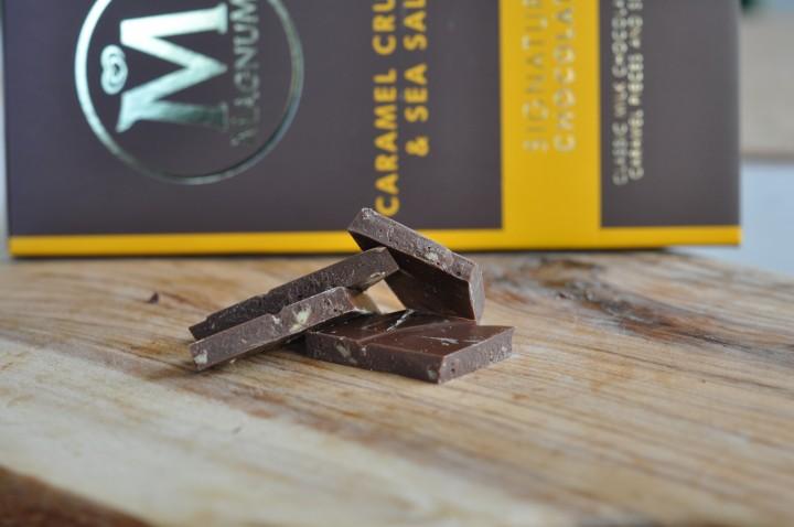 Chokladkaka med havssalt