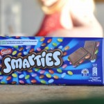 Smarties Milk Chocolate Bar
