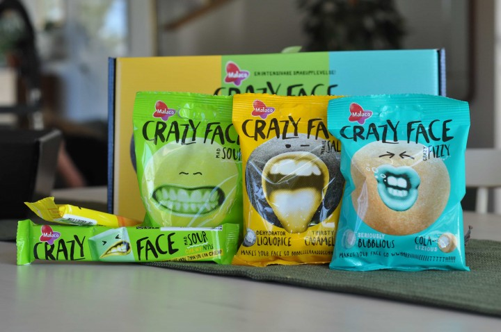 Malaco Crazy Face