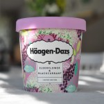Häagen-Dazs Elderflower & Blackcurrant