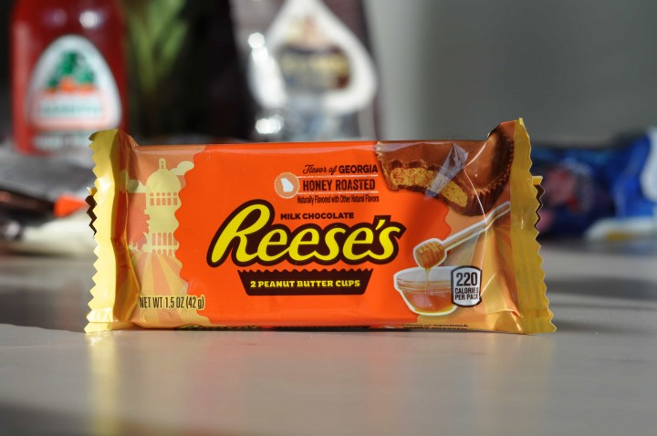 Reese's Flavor of Georgia Honey Roasted Peanut Butter Cups