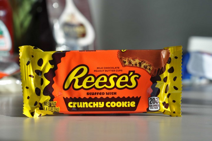 Reese's Crunchy Cookie