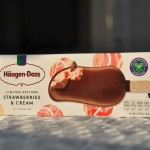 Häagen-Dazs Limited Edition Strawberries & Cream