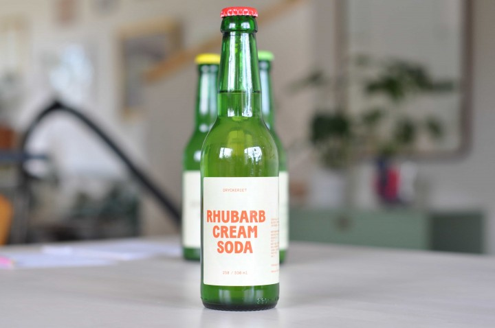Dryckeriet Rhubarb Cream Soda