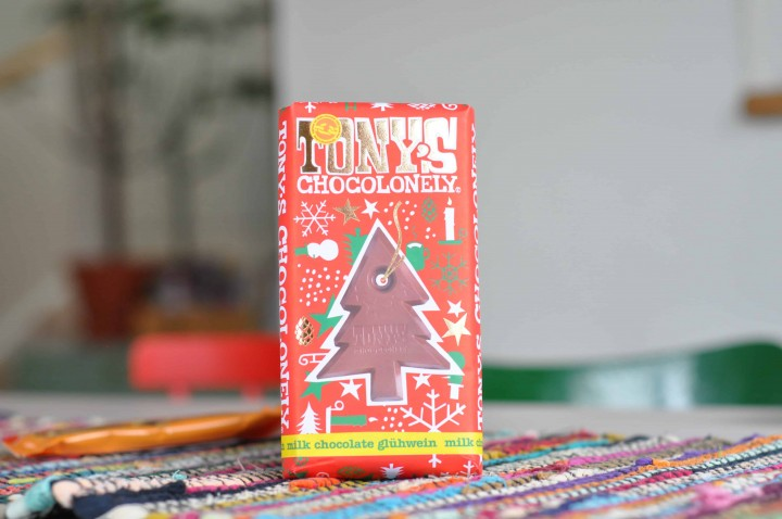 Tony's Chocolonely Glühwein