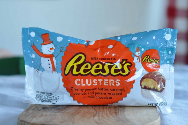 Reese's Clusters