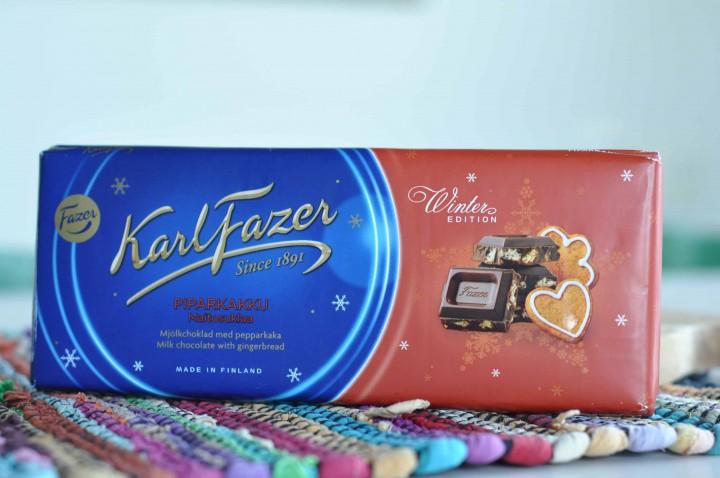 Fazer Winter Edition Gingerbread