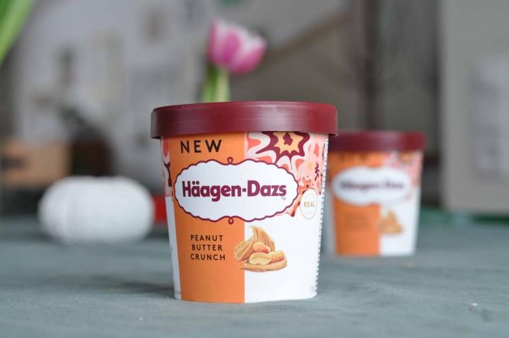 Häagen-Dazs Peanut Butter Crunch