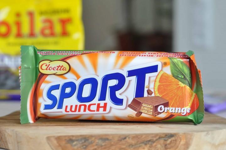 Sport Lunch Orange