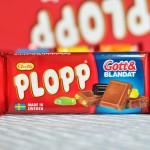 Plopp Mjölkchoklad Gott & Blandat