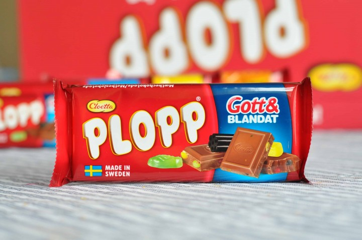 Plopp Mjölkchoklad Gott & Blandat Sockerbiten