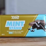 Toms Mjölkchoklad Mintstång