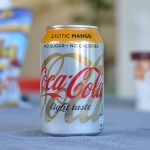 Coca-Cola Light Exotic Mango