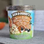 Ben & Jerry's Spice & All Things N'ice