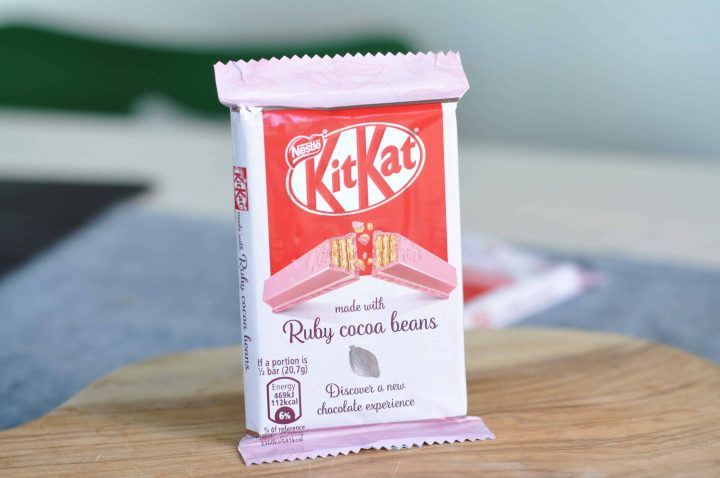 KitKat Ruby Cocoa Beans