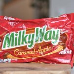 Milky Way Caramel Apple