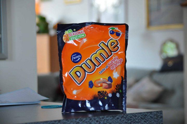 Dumle Sunny Orange
