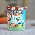 Ben & Jerry's Topped Pretzel Palooza