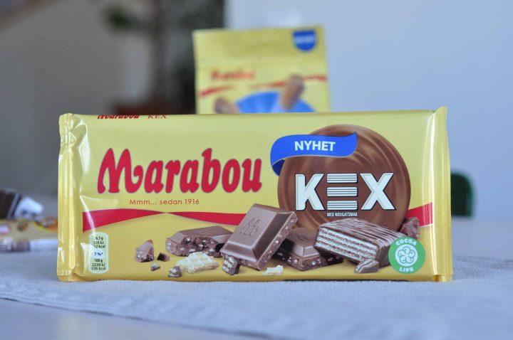 Marabou Kex mjölkchoklad