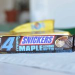 Snickers Creamy Maple Almond Butter