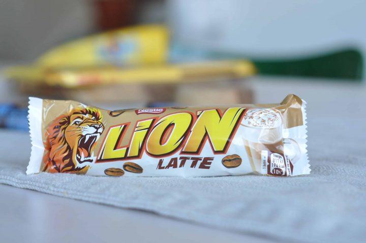 Lion Latte