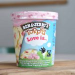Ben & Jerry's Topped Love is …