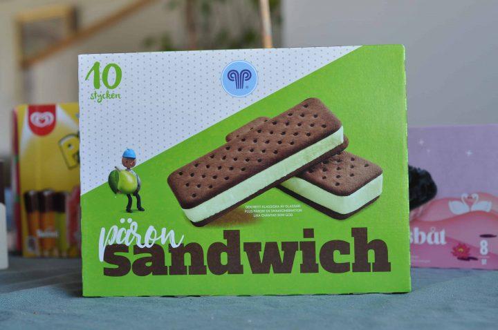 Hemglass Päron Sandwich