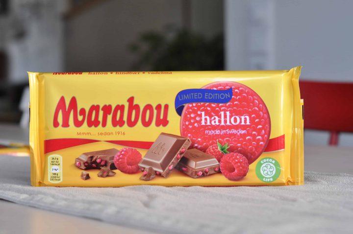 Marabou Hallon