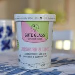 Gute Glass Jordgubb & Limesorbet