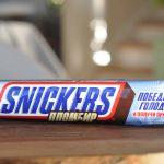 Snickers Plombir