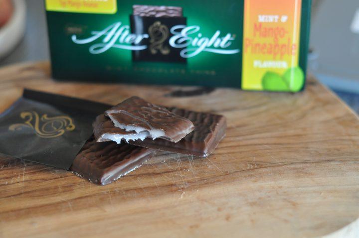 Choklad med mint