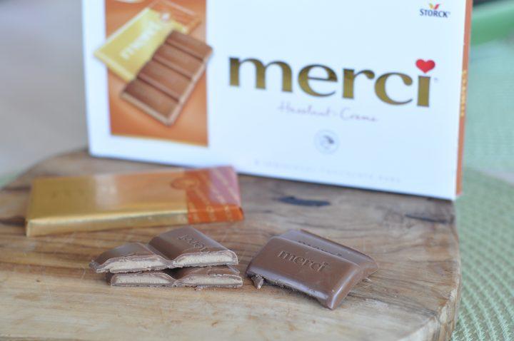 Chokladkaka med fyllning