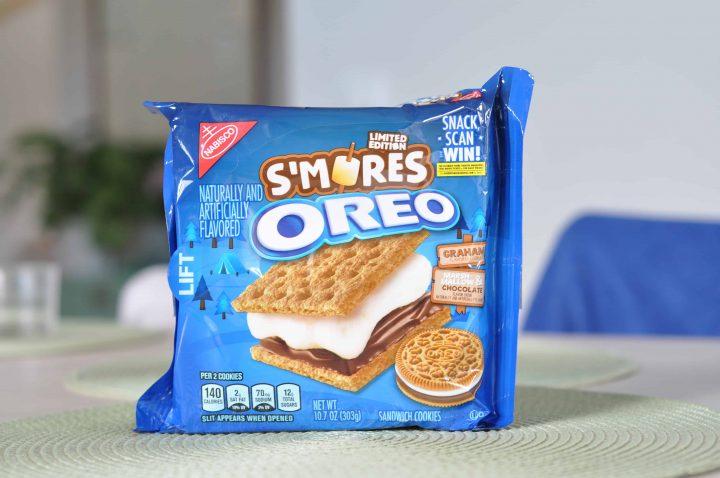 S'mores Oreo
