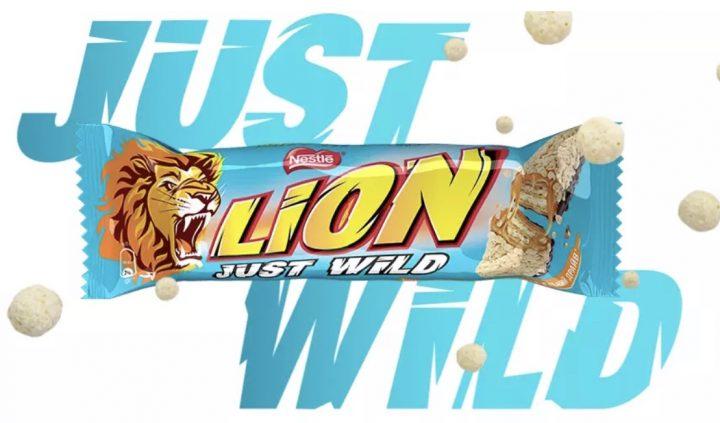 Lion Just Wild