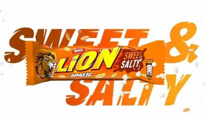 Lion Sweet & Salty