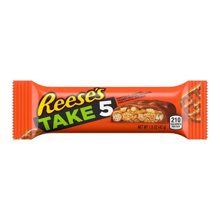 Reese's Take 5 bar